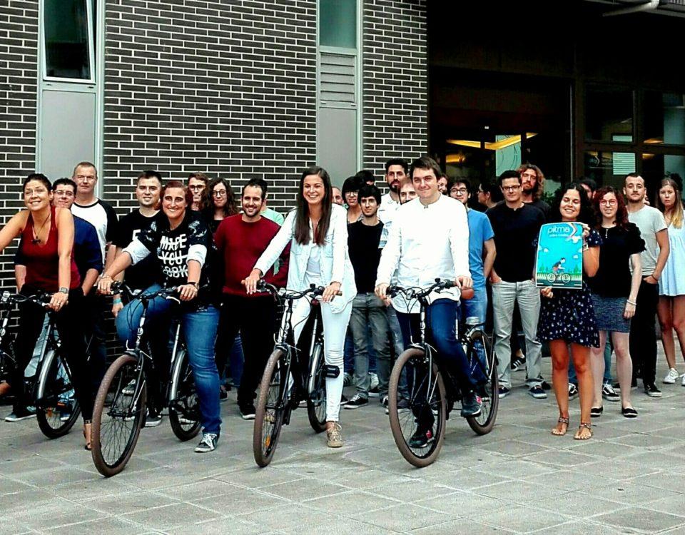 Netkia, empresa responsable con la movilidad sostenible en Cantabria